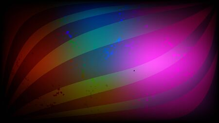 horizontal vintage glowing colorful gradient abstract vector background. perfect useful for social media cover, landing page, web banner and other digital necessity
