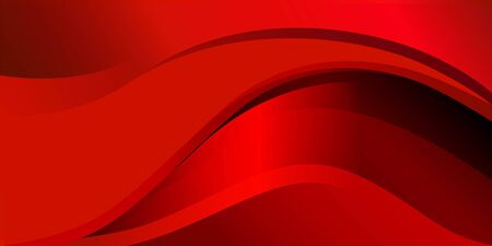 horizontal abstract glowing liquid gradient red vector background. perfect use for social media cover, web banner, and other digital necessity