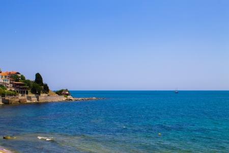 sea resort photo
