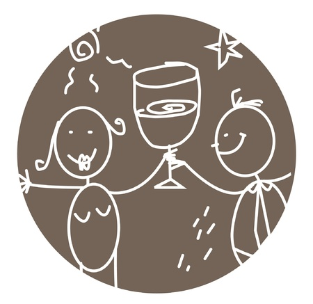 party drink vector  Vector