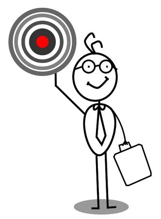 perfection: Target Businessman