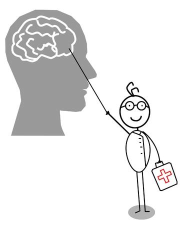 brain work: Doctor Brain