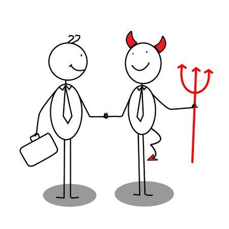 diable rouge: beaucoup d'affaires avec red devil