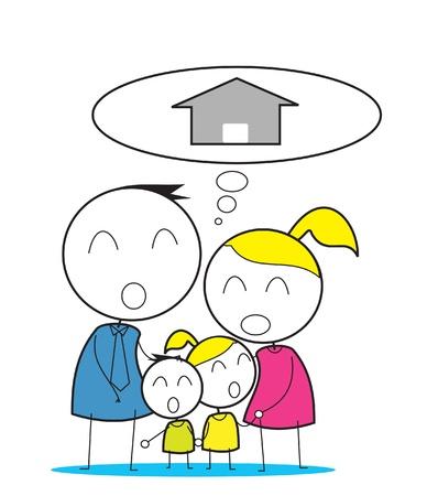 happy family house: Family House