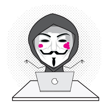 hacker Stock Photo - 14562042