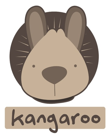 kangaroo Stock Vector - 14653650