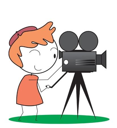 Macchina fotografica: riprese video