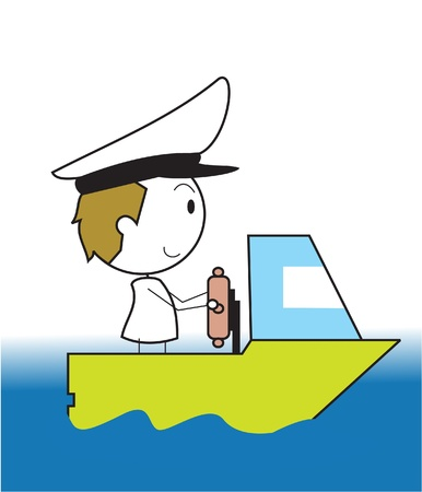 seaman: captain