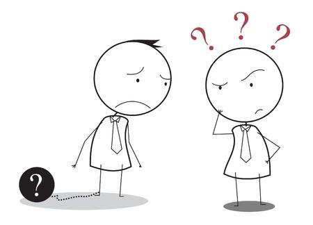 loser: fail team Illustration