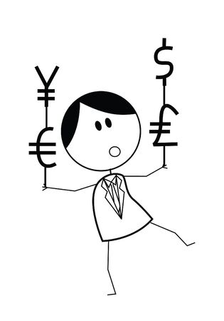 axiom: businessman scale value