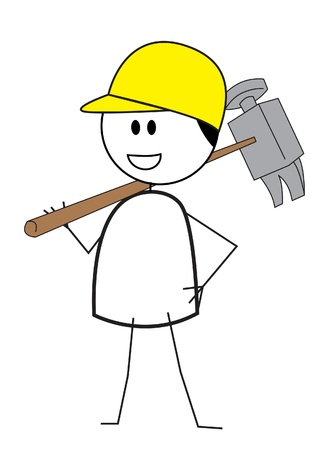utility: construction worker