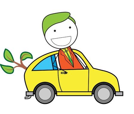 environmentally: ecology car