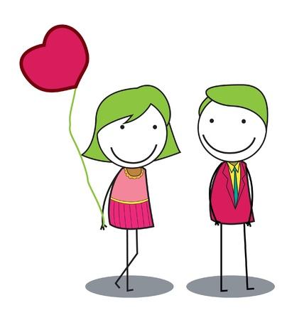 romantik: dejting par
