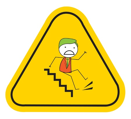 forewarn: slippery slipping