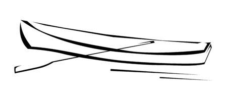 cano: Cano Boat Symbol