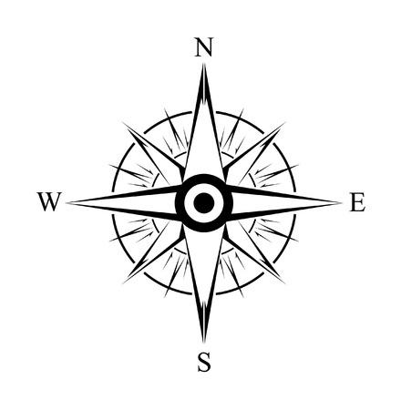 Compas  Simple Symbol Vector