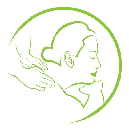 massage therapie: massagetherapie