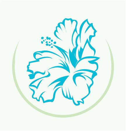 Hibiscus Flower Symbol