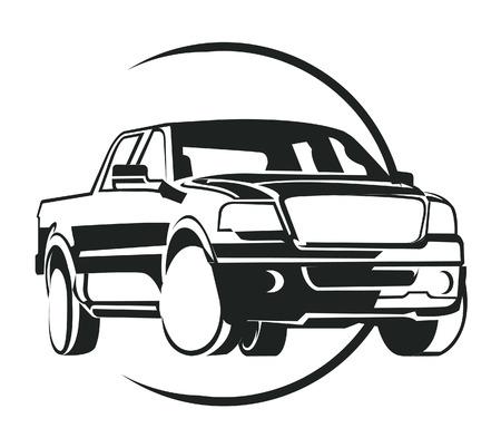 pickup truck: Mini Truck