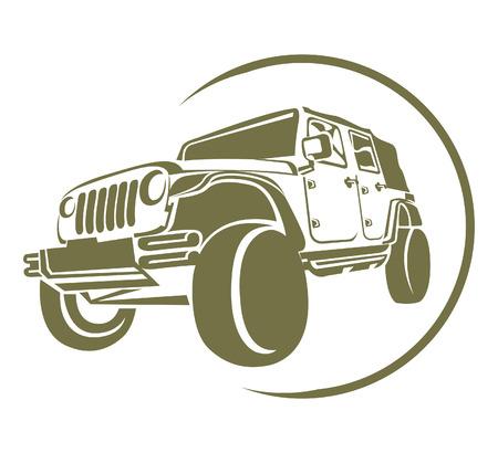 Caminhão Símbolo