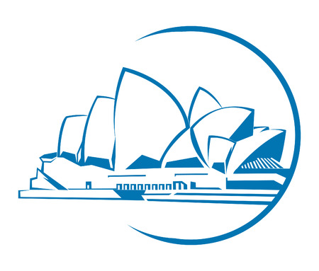 sydney: Opera House Symbol