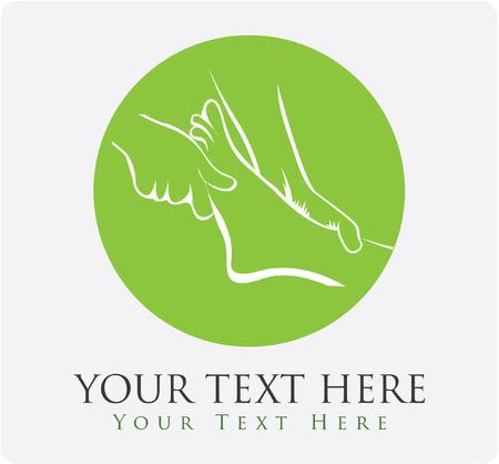 soins mains: Massage des pieds