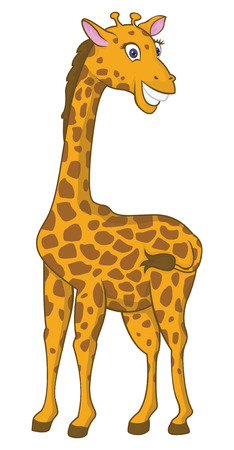 girafe: Girafe Illustration