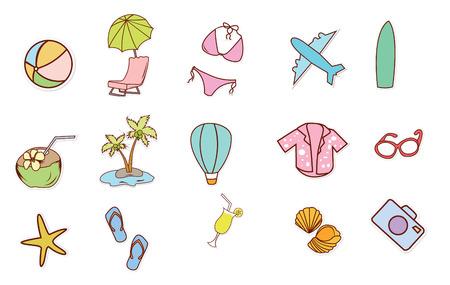 kiddy: Summer Beach Holiday Object