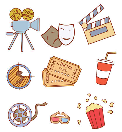 attribute: Cinema Attribute Object Collection