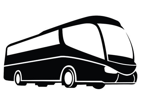 transporte escolar: Símbolo autobús