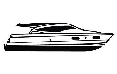 boat motor: Boat Symbol