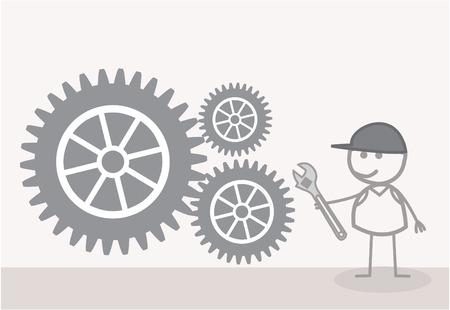 computer repair technician: Technician Gear