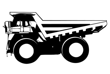 4,401 Dump Truck Stock Vector Illustration And Royalty Free Dump ...