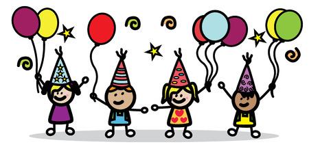 children party: Children birthday party