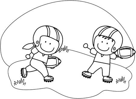 sport equipment: Sport equipment Illustration