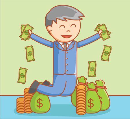 rich: Rich man