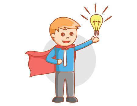 heros: super hero idea