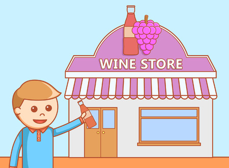 store: Wine Store collection