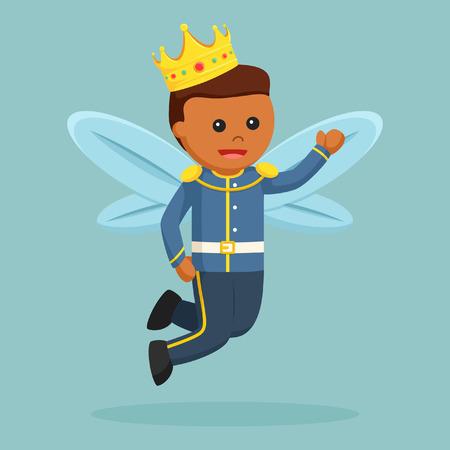 Male fairy image