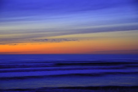 Dreamscape: Sky and Sea After Sunset