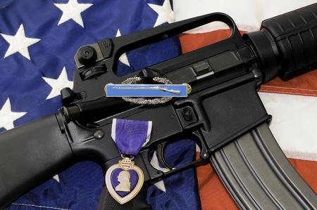 Tribute to a Combat Infantryman.