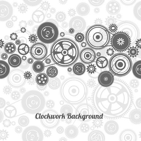 gearwheel: seamless gearwheel mechanism background