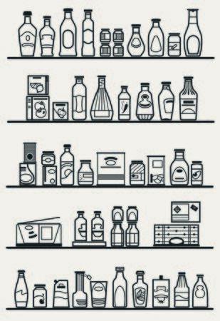상품과 상점 선반