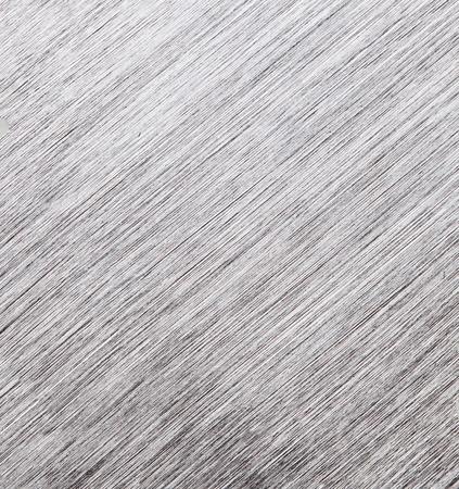brushed aluminium: Metal texture background. Macro photo of brushed aluminium.