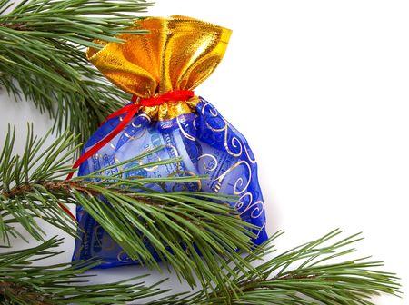 New year's gift Stock Photo - 3780313