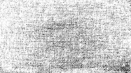 black and white fabric texture, linen, cotton, rabid Wallpaper for design. the natural surface of the fabric, textiles. grunge, close-up. monochrome, vector