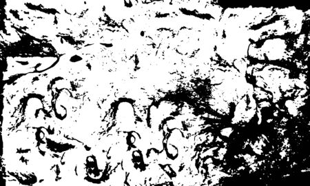 Grunge, seamless black, white urban pattern, texture. simulation cracked earth in black and white color. abstract street design, noise, grain, vintage effect. close up. Wallpapers for business ideas