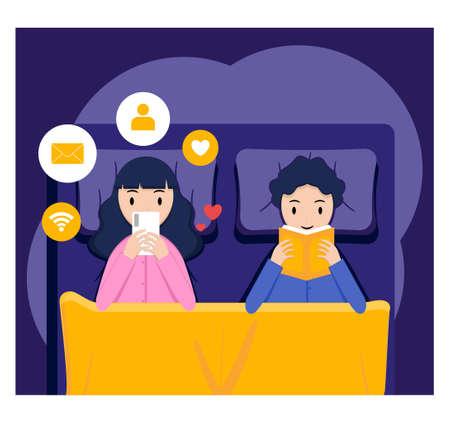 FOMO vs JOMO when want to sleep in flat