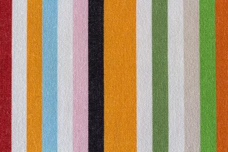 Horizontal coloured texture  fabric   tissue Imagens