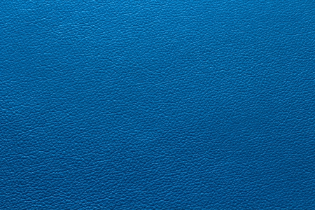 Blue leather with texture structure Imagens